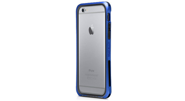 IRONP6MB | Flexible Protective Frame for iPhone 6/6s (Black) - Macally