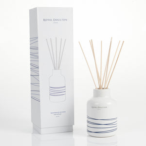 Royal Doulton Pacific Lines Lemon Grass & Sea Spray Ceramic Diffuser 200ml