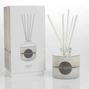 Royal Doulton Fashion Wild Fig & Cedar Glass Diffuser 200ml