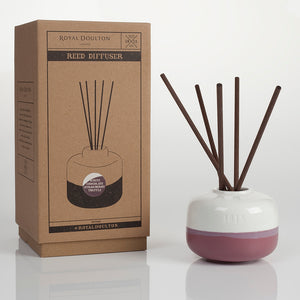 Royal Doulton Coffee Studio White Chocolate & Strawberry Truffle Ceramic Diffuser 200ml