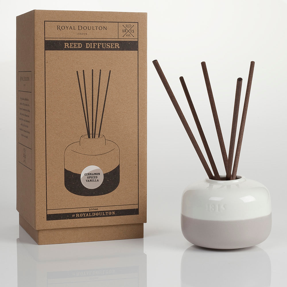 Royal Doulton Coffee Studio Cinnamon Spiced Vanilla Ceramic Diffuser 200ml