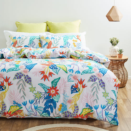 Twill & Co Eliza Duvet Cover Set