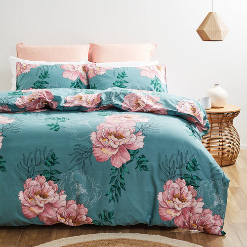 Twill & Co Emilia Duvet Cover Set