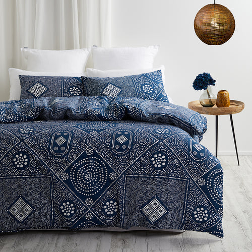 Twill & Co Ella Duvet Cover Set