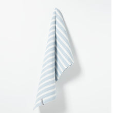 Load image into Gallery viewer, Royal Doulton Pacific Woven Tea Towel Stripes