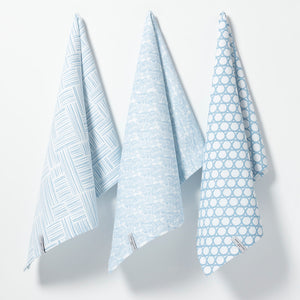 Royal Doulton Pacific Tea Towel 3 Pack Sketch
