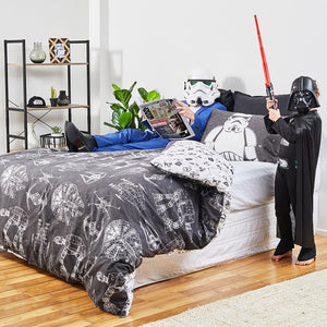 Star Wars Galaxy Mission Organic Cotton Duvet Cover Set