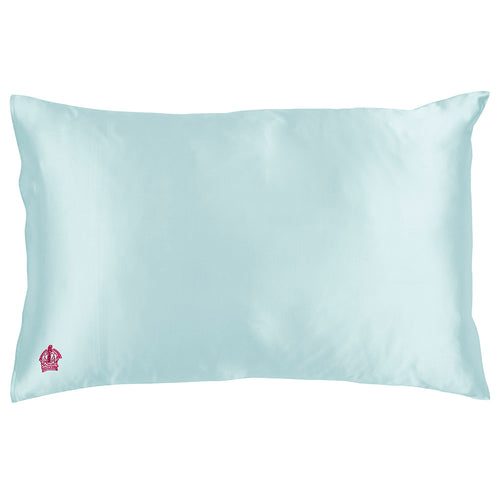 Royal Albert Silk Standard Pillowcase Blue