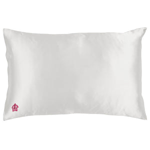 Royal Albert Silk Standard Pillowcase White