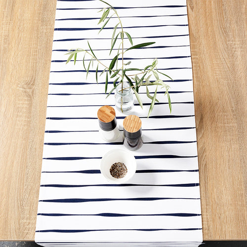 Royal Doulton Pacific Painted Stripe Printed Runner