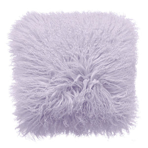 Royal Albert Mongolian Fur Cushion Wisteria