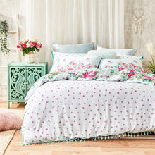 Load image into Gallery viewer, Royal Albert Cheeky Pink Duvet Cover Set