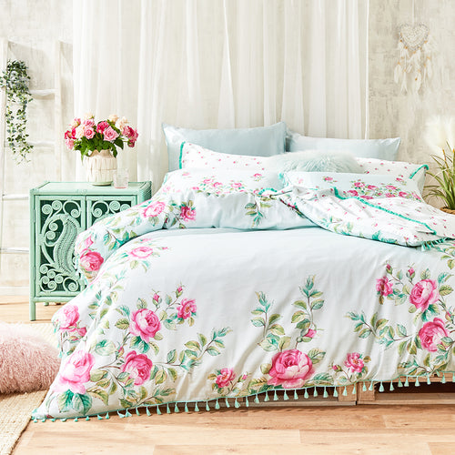 Royal Albert Cheeky Pink Duvet Cover Set