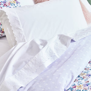 Royal Albert Lace Sheet Set