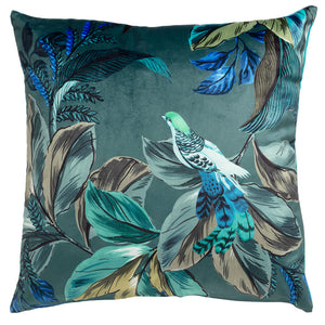 KAS Gabriella Cushion Teal