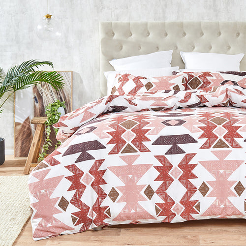 Twill & Co Aztec Duvet Cover Set