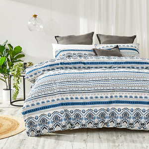 Twill & Co Tigerlily Duvet Cover Set