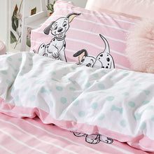 Load image into Gallery viewer, 101 Dalmatians Organic Cotton Duvet Cover Set
