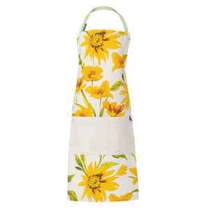 KAS Sunflowers Apron