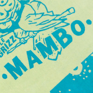 Mambo Weirdo Club Beach Towel