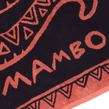 Load image into Gallery viewer, Mambo Victory Snake Beach Towel
