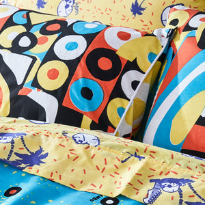 Mambo Wierdo Club Duvet Cover Set