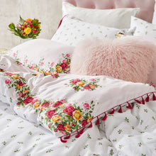 Load image into Gallery viewer, Royal Albert Old Country Roses Duvet Cover Set
