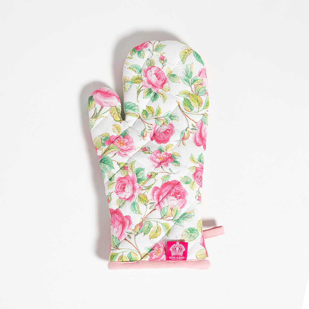 Royal Albert Cheeky Pink Oven Glove