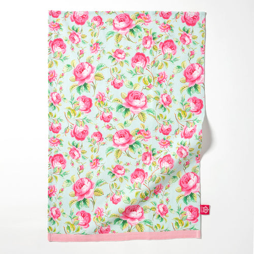 Royal Albert Cheeky Pink Ditzy Tea Towel