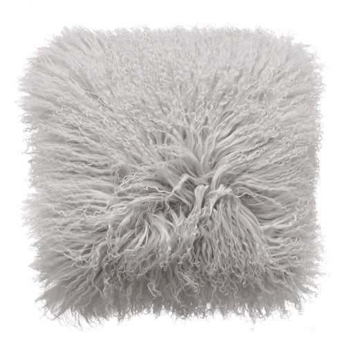 Royal Albert Mongolian Fur Cushion Glacier