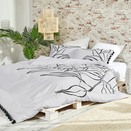 June & Jupiter Rowan Duvet Cover Set