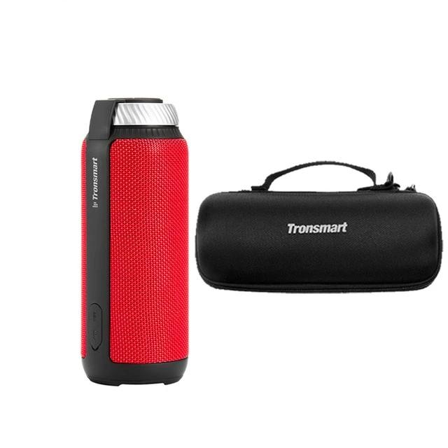 Portable Speaker with Deep Bass