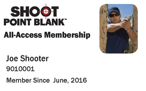 shoot point blank