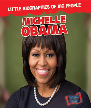 Little Biographies of Big People: Michelle Obama ENG Hardcover