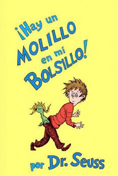 There's a Wocket in my Pocket Spanish Hardcover
