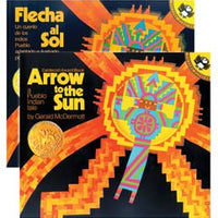 Arrow to the Sun Book Bilingual Paperback