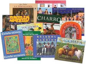 Hispanic Life & Culture Mixed Language Library (13)