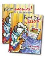 First Day Jitters English & Spanish 2-Paperback Books