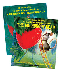 Little Mouse Big Hungry Bear English/Spanish