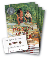 Sign of the Beaver Read-Along Kit