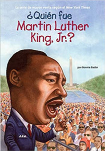 Who Was Martin Luther King Jr?  SPAN Paperback