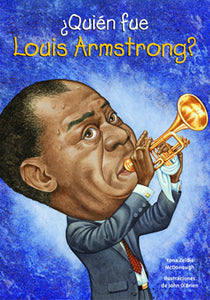 Copy of Who Was Louis Armstrong? SPAN Paperback