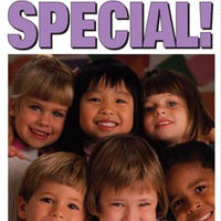 Everyone Is Special Poster Bullying Preschool Series