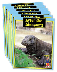 After the Dinosaurs Student Book Pk/6