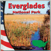 Everglades National Park Library Bound Book