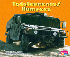 Humvees Bilingual Library Bound Book