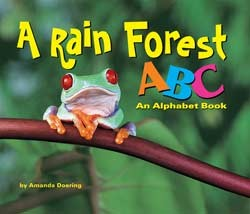 Rain Forest ABC Library Bound Book