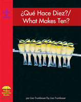 What Makes Ten? Bilingual (English/Spanish) Book