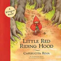 Little Red Riding Hood Bilingual Paperback Book