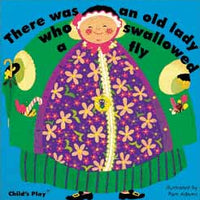 There Was An Old Lady Who Swallowed a Fly Big Book